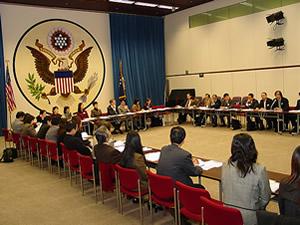各国大使館等との協力・連携